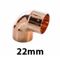 22mm End Feed Fittings