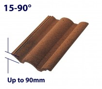 Up to 90mm Profile Tile Standard Flashings