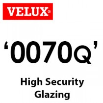 '0070Q' High Security Laminated Glass