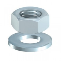 Metric Nut & Washer Packs