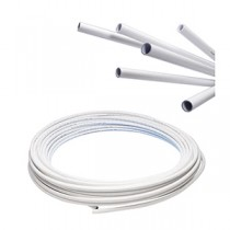 White Barrier Coils & Pipe Lengths
