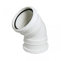 White Pushfit Soil Fittings & Pipe