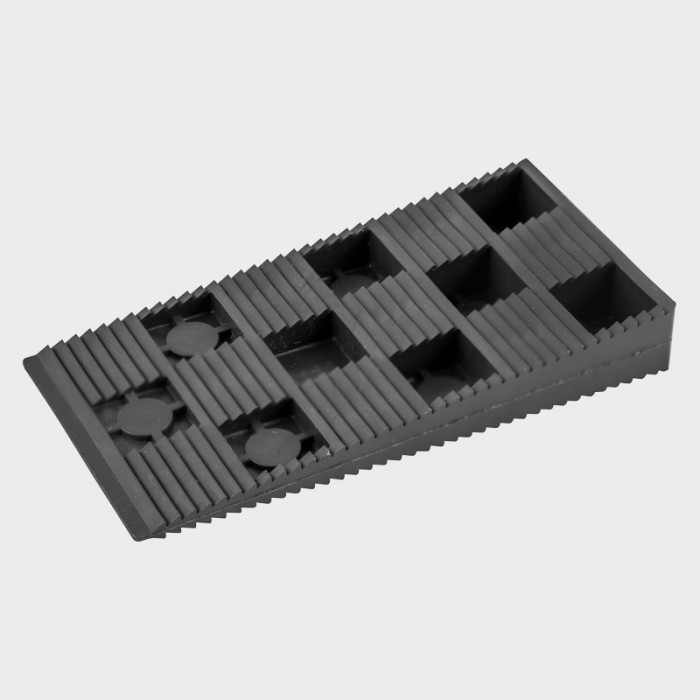 Timco 90x45mm Plastic Interlocking Wedges (Pack of 200)