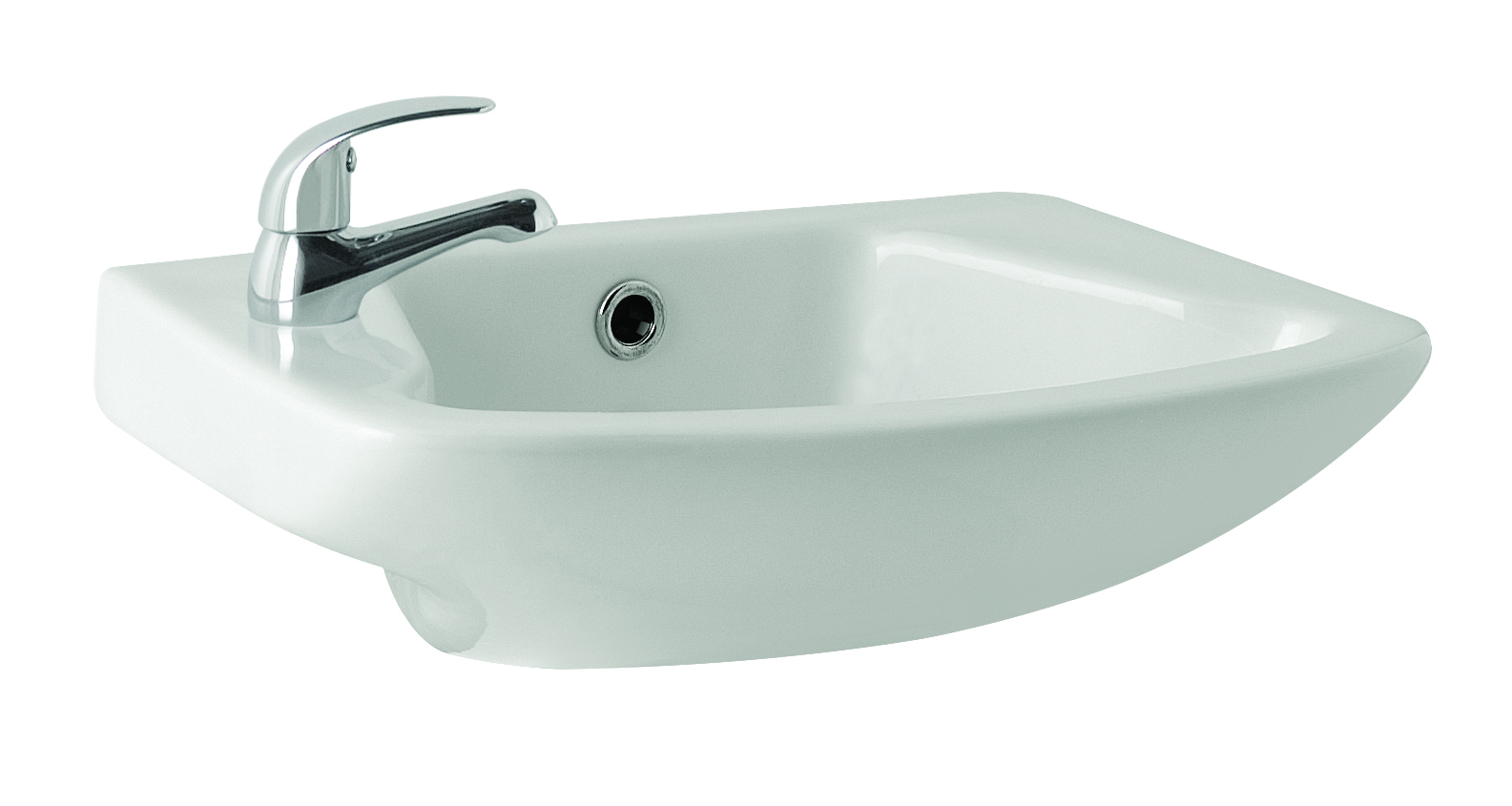 K-Vit G4K Cloakroom Basin 360mm 2TH