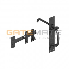 GateMate Lightweight Suffolk Gate Latch - Black