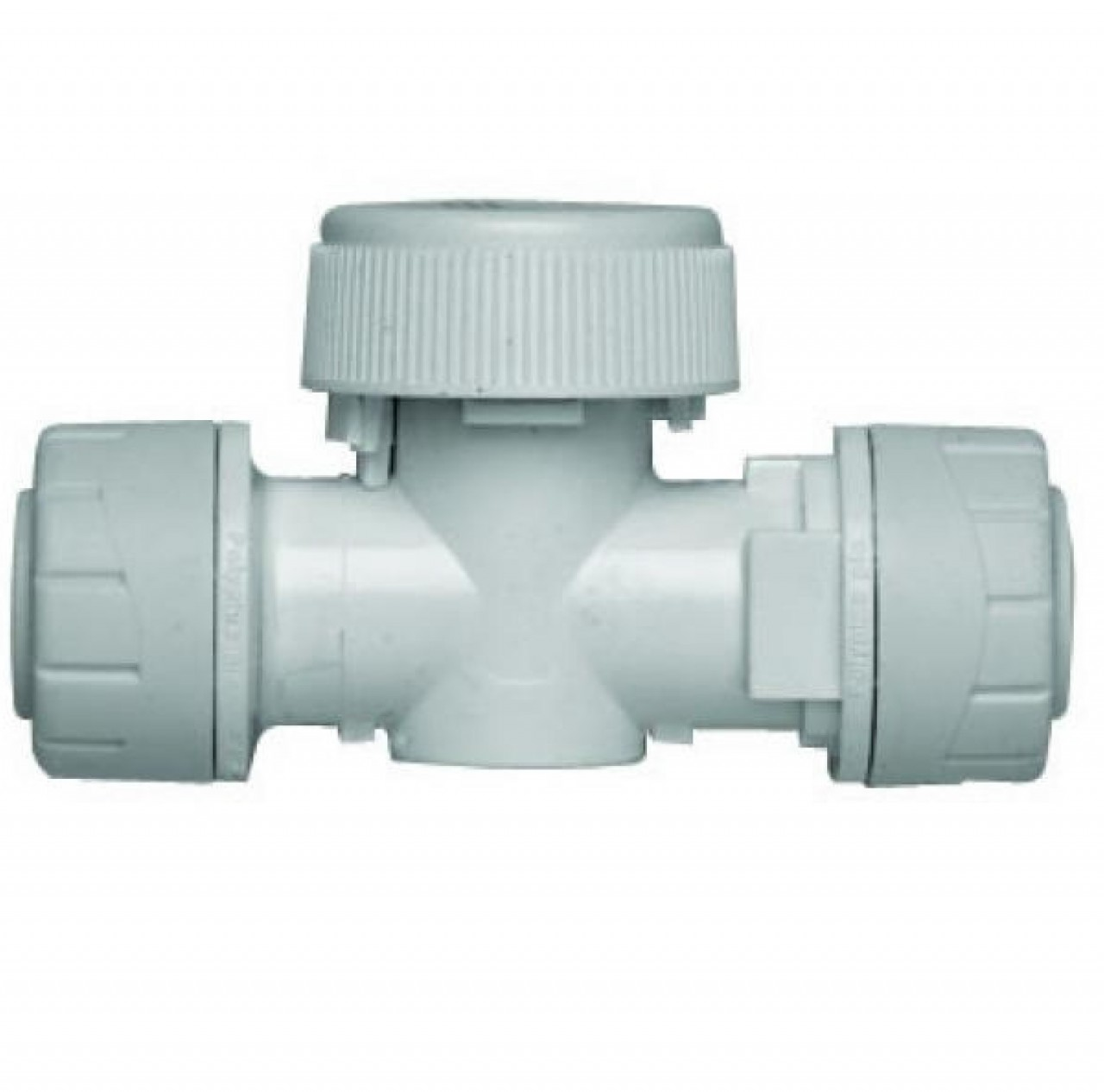 Polyplumb 15mm Shut Off Valve