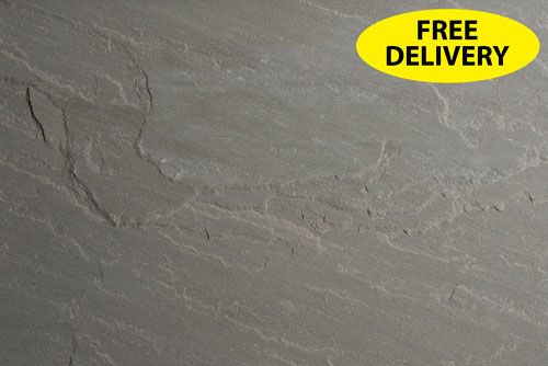 Sandstone (Calibrated 22mm) - Grey