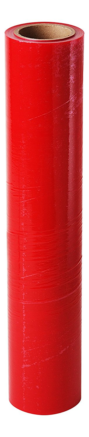 UltraTape Red Laminated Hard Flooring & Worktop Protector Roll - 25m x 0.6m