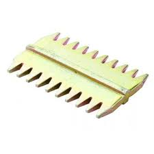Ox Pro 25mm Scutch Combs (Pack of 4)