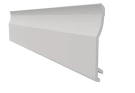 "150mm (6"") uPVC Shiplap Cladding - 5m"