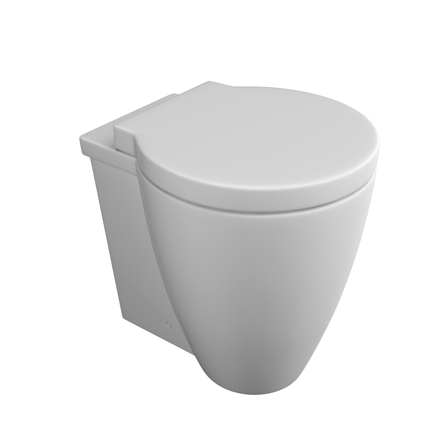 K-Vit Milano Back To Wall Pan (Seat Not Included)