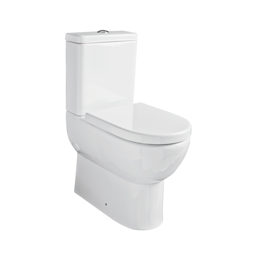 K-Vit Ratio C/C Comfort Height Pan & Cistern (Seat Not Included)