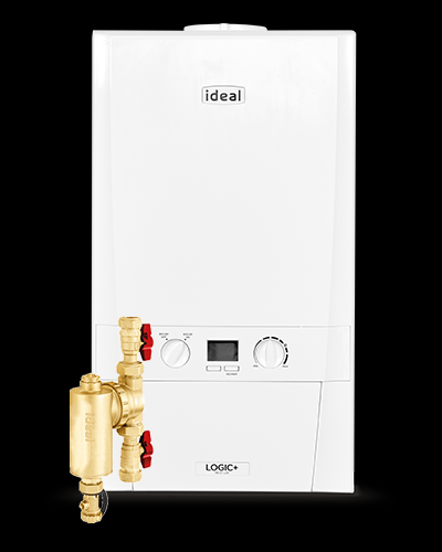 Ideal Logic Max S18 System Boiler 218869 - 18kW (10 Year Warranty, comes with Ideal Filter)