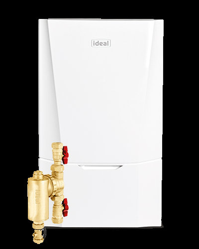 Ideal Vogue Max 32 System Boiler 218862 - 32kW (10/12 Year Warranty, comes with Ideal Filter)