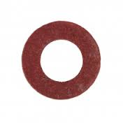 Red Fibre Ball Valve Seating Washers 1/2""