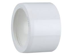 50mm Solvent Weld Waste Reducer to 40mm - White