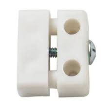 Eclipse Knock-Down Blocks (Pack of 2) - White
