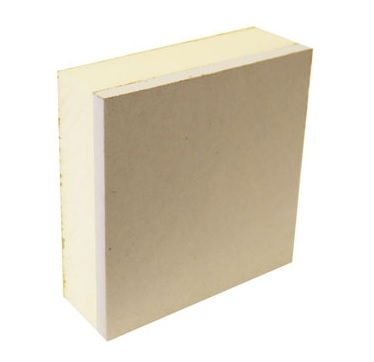 Quinn Therm 38mm + 12.5mm PIR Backed Insulated Plasterboard (1200x2400mm)