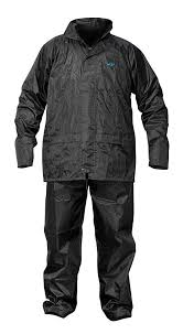 Ox Black Rain Suit - Large