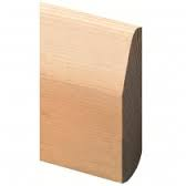 Chamfered/Rounded Softwood Architrave - 19mm x 50mm