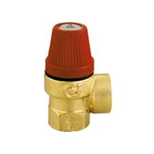 "1/2"" F x F Safety Relief Valve 6 bar"