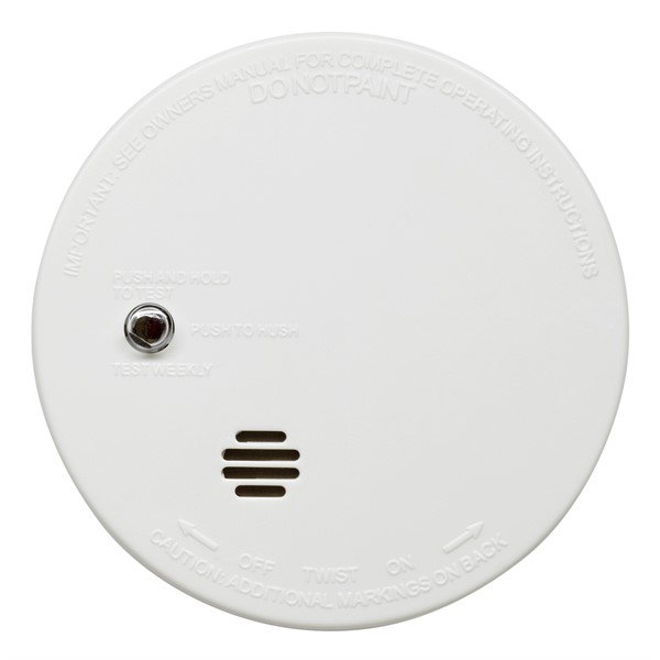 Kidde FireSentry™ Battery Ionisation Smoke Detector/Alarm (9V Battery)