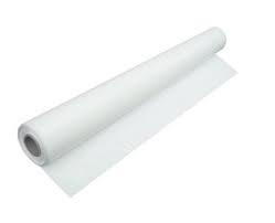 4m x 25m x 62.5mu Clear TPS Polythene Sheeting Roll