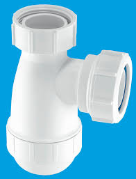 McAlpine 32mm E10 Bottle trap 50mm seal