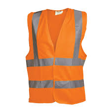 Ox Orange Hi Visibility Vest - XXL