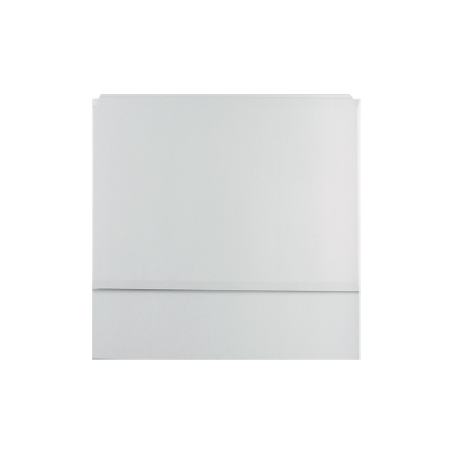 K-Vit 700mm Standard Bath Panel - White