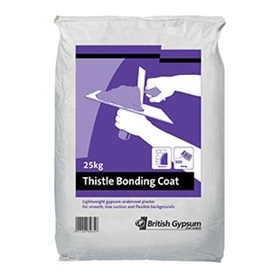 Gypsum Thistle Bonding Coat 25kg