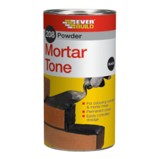 Everbuild 208 1kg Powder Mortar Tone - Black