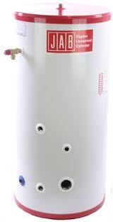 JABDUC Unvented Indirect Stainless Steel Cylinder - 125 ltr