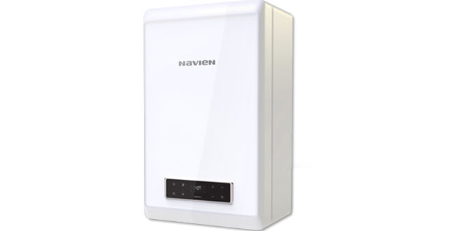 Navien NCB 34kw Combi Boiler (Including Wired TOK Smart Thermostat)