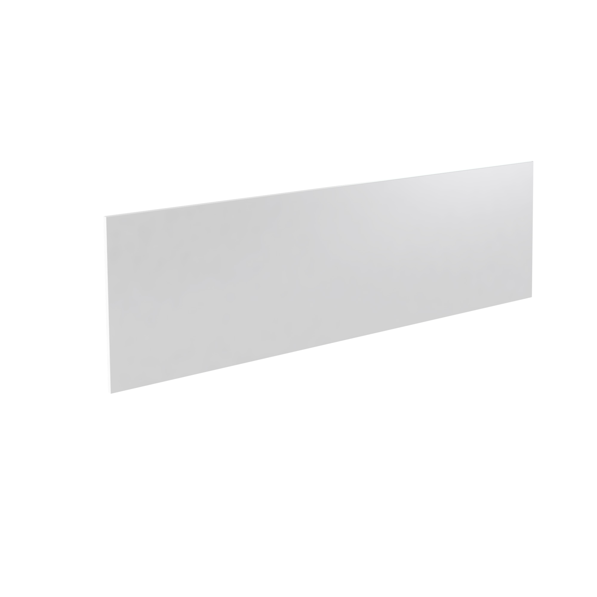 K-Vit Ikon 1800mm Bath Panel - White