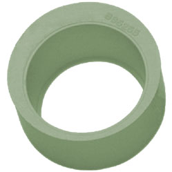 50mm Solvent Weld Waste Reducer to 40mm - Olive Grey