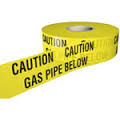 Gas Marker Tape 38mm x 33m