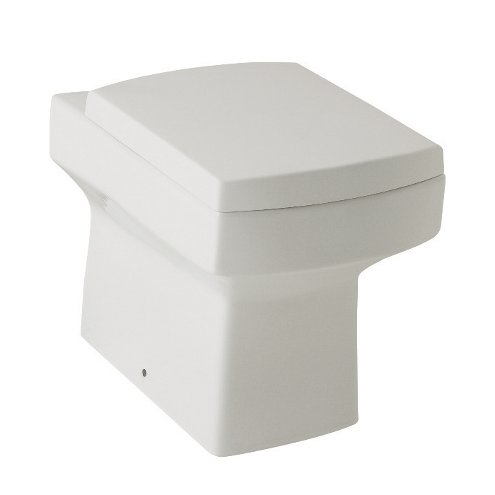 K-Vit Embrace Back To Wall Pan (Seat Not Included)