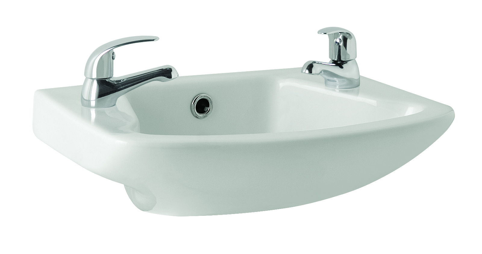 K-Vit G4K Cloakroom Basin 465mm  2TH