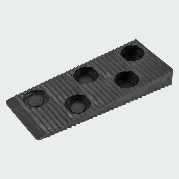 Timco 80x30mm Plastic Interlocking Wedges (Pack of 200)