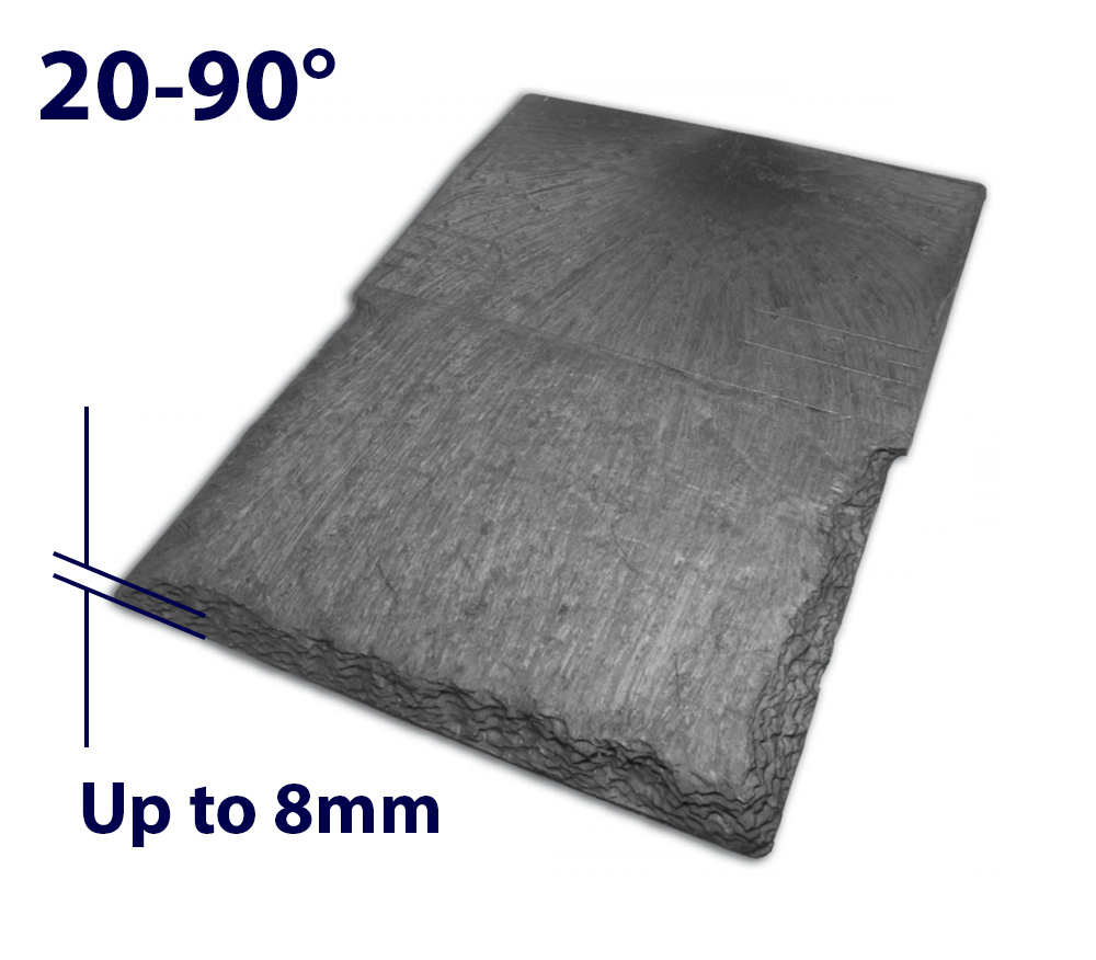 Velux EDN MK08 780 x 1400mm Recessed - Single slate flashing