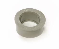 Plastic 63mm to 50mm Boss adaptors - Olive Grey