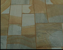 Sandstone (Calibrated 22mm) - Two-Tone - Patio Pack