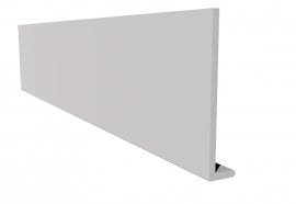 9mm Square Reveal/Cover Cap Over Fascia Board 150mm (5m)