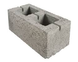 Hollow Dense Concrete Block 7.3N 215mm