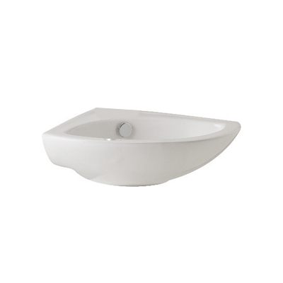 K-Vit G4K 410mm Corner Basin 2TH