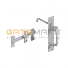 GateMate Lightweight Suffolk Gate Latch - BZP
