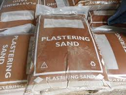 Plastering Sand (Leighton Buzzard) Mini Bag (25kg)