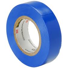 PVC Insulating Tape: Blue
