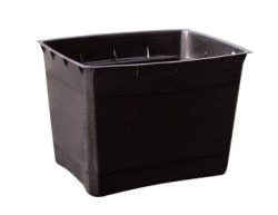 25 Gallon Rectangular Cold Water Storage Tank, Lid, Jacket & Fittings Pack  - 736x584x533mm